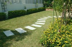 お庭の整備